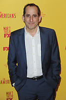 www.acepixs.com<br /> February 25, 2017  New York City<br /> <br /> Peter Jacobson attending 'The Americans' Season 5 Premiere at DGA Theater on February 25, 2017 in New York City.<br /> <br /> Credit: Kristin Callahan/ACE Pictures<br /> <br /> Tel: 646 769 0430<br /> Email: info@acepixs.com