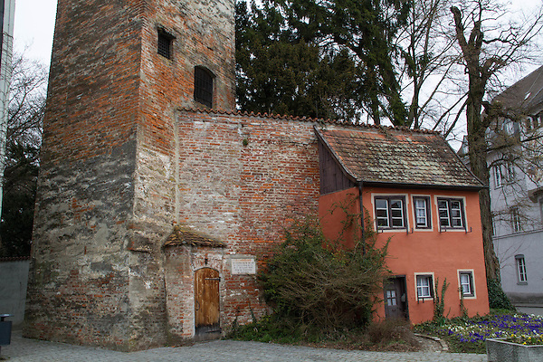 Old building in Memmingen, Germany, Europe 2014, .  John offers private photo tours in Denver, Boulder and throughout Colorado, USA.  Year-round. .  John offers private photo tours in Denver, Boulder and throughout Colorado. Year-round.