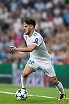 Isco Alarcon of Real Madrid in action during the UEFA Champions League 2017-18 match between Real Madrid and APOEL FC at Estadio Santiago Bernabeu on 13 September 2017 in Madrid, Spain. Photo by Diego Gonzalez / Power Sport Images