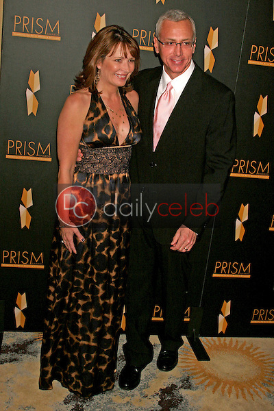Dr. Drew Pinsky and wife Susan<br />