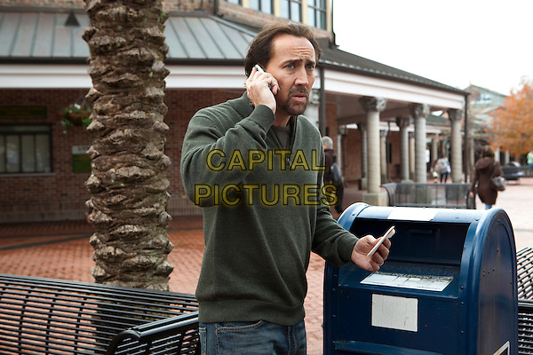 Nicolas Cage<br /> in Seeking Justice (2011) <br /> *Filmstill - Editorial Use Only*<br /> CAP/NFS<br /> Image supplied by Capital Pictures
