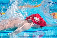 Picture by Alex Whitehead/SWpix.com - 06/04/2018 - Commonwealth Games - Swimming - Optus Aquatics Centre, Gold Coast, Australia - Lewis White of England during the Men's S9 100m Freestyle heats.