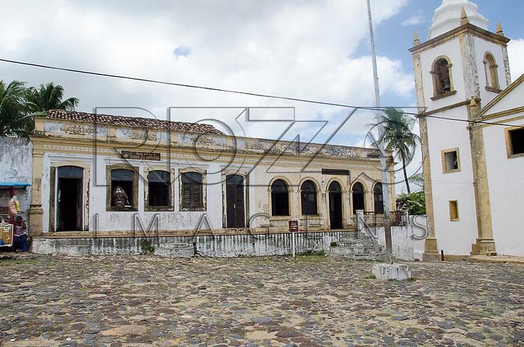 Museu Histórico fundado em 1954 - centro histórico da cidade, Igarassu - PE, 12/2012.