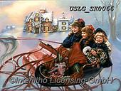 CHRISTMAS CHILDREN, WEIHNACHTEN KINDER, NAVIDAD NIÑOS, paintings+++++,USLGSK0066,#XK# ,Sandra Kock,victorian