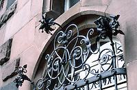Frankfurt: Window and Ironwork, Romer.