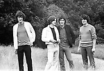 The Kinks 1968 Ray Davies, Dave Davies, Mick Avory and Pete Quaife.© Chris Walter.