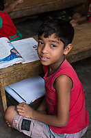 School, Sonadanga Sweeper Colony