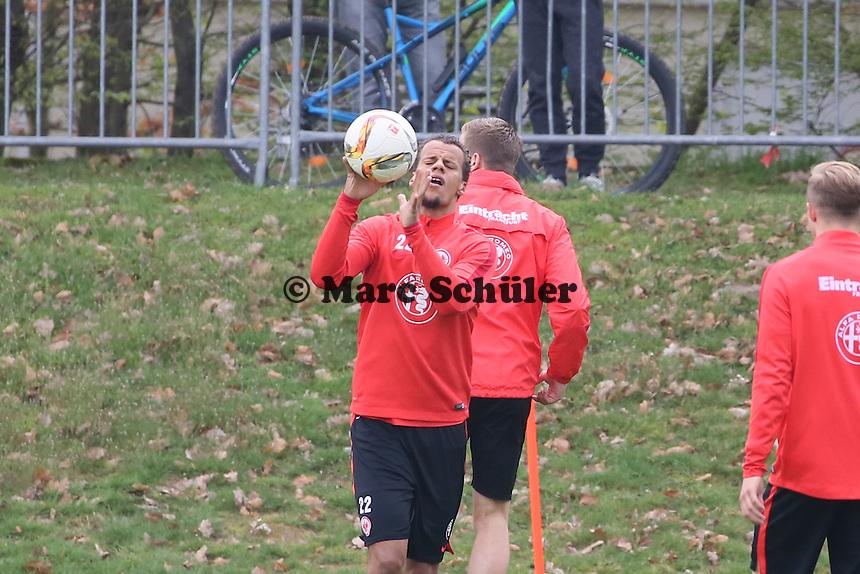 Timothy Chandler - Eintracht Frankfurt Training, Commerzbank Arena