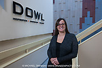Elise Blocker of DOWL Engineering in the Anchorage, AK offfice.