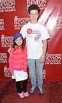 Aubrey Anderson-Emmons and Nolan Gould arriving at the '21st Annual EIF Revlon Run Walk for Women' held at Los Angeles Memorial Coliseum May 10, 2014.