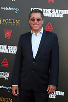 LOS ANGELES - SEP 13:  Dean Devlin at the 2019 Saturn Awards at the Avalon Hollywood on September 13, 2019 in Los Angeles, CA