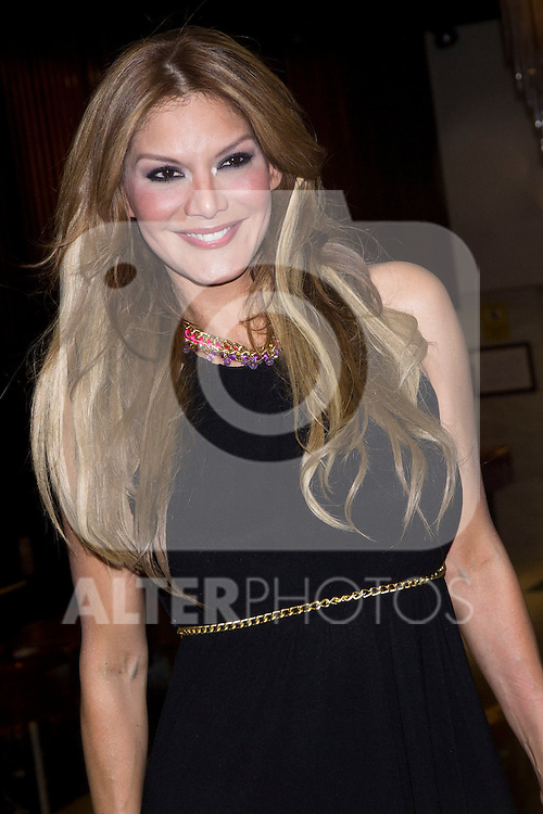 27.06.2012. Morellato Party at Hotel Miguel Angel in Madrid. In the image Ivonne Reyes (Alterphotos/Marta Gonzalez)