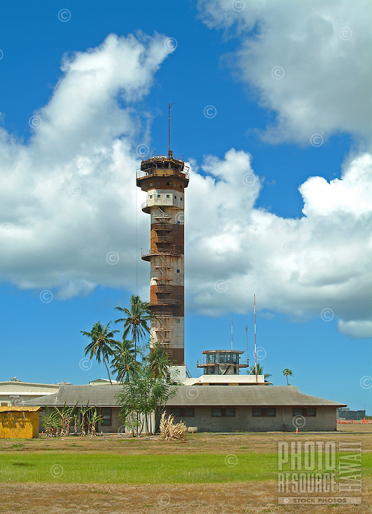 Ford Island water tower, O'ahu