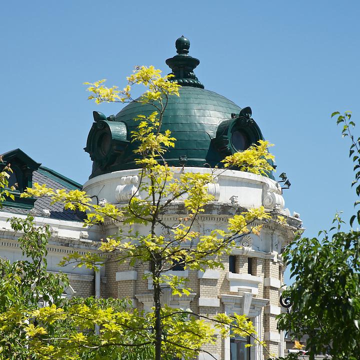 Former Yokohama Specie Bank, Built In 1909, Dalian (Dalny/Dairen).