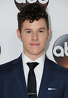06 August  2017 - Beverly Hills, California - Nolan Gould.   2017 ABC Summer TCA Tour  held at The Beverly Hilton Hotel in Beverly Hills. <br /> CAP/ADM/BT<br /> &copy;BT/ADM/Capital Pictures