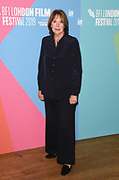 """LONDON, UK. October 08, 2019: Penelope Wilton arriving for the """"Eternal Beauty"""" screening as part of the London Film Festival 2019 at the NFT South Bank, London.<br /> Picture: Steve Vas/Featureflash"""