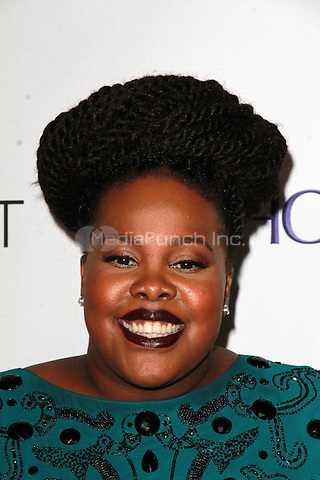 HOLLYWOOD, CA - March 13: Amber Riley at The Paley Center For Media's 32nd Annual PALEYFEST LA presents Glee in Hollywood, California on March 13, 2015. Credit: David Edwards/DailyCeleb/MediaPunch