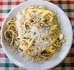 Vat Gianni Cachio Restaurant, Rome, Italy
