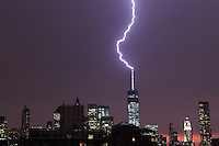 World Trade Center Lightning