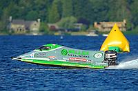 Mike McLellan (#96)   (Formula 1/F1/Champ class)