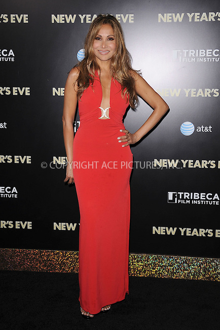WWW.ACEPIXS.COM . . . . . .December 7, 2011...New York City.....Wedil David attends the 'New Year's Eve' premiere at the Ziegfeld Theatre on December 7, 2011 in New York City....Please byline: KRISTIN CALLAHAN - ACEPIXS.COM.. . . . . . ..Ace Pictures, Inc: ..tel: (212) 243 8787 or (646) 769 0430..e-mail: info@acepixs.com..web: http://www.acepixs.com .