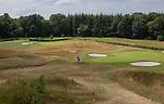 GROESBEEK - Groesbeekse Baan Oost hole  5  en achter Noord 5.  Golfbaan Het Rijk van Nijmegen. COPYRIGHT  KOEN SUYK