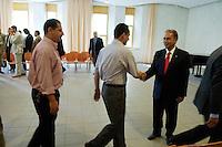 Egypte, Cairo, 5 mei 2007..Sekem hoofdkantoor te Cairo.Sekem headoffice.. Foto (c) Michiel Wijnbergh.