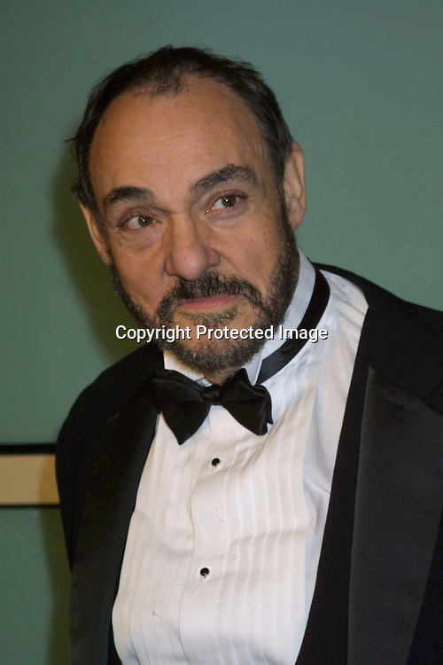 """©2002 KATHY HUTCHINS / HUTCHINS PHOTO.""""Lord of The Rings:  The Two Towers"""" Premiere.Hollywood, CA  .December 15, 2002..JOHN RHYS-DAVIES"""