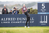 2018 Golf Alfred Dunhill Links Championship Practice Day Oct 3rd