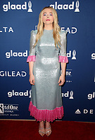 13 April 2018 - Beverly Hills, California - Chloe Grace Moretz. 29th Annual GLAAD Media Awards at The Beverly Hilton Hotel. <br /> CAP/ADM/FS<br /> &copy;FS/ADM/Capital Pictures