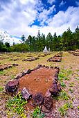 Ile des pins, cimetière des déportés