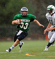 Endicott Football vs. Nichols College -SID