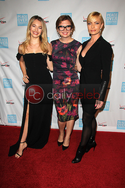 Sadie Calvano, Gemma Baker, Jaime Pressly<br />