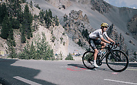 Mikel Landa (ESP/SKY) up the Col d'Izoard (HC/2360m/14.1km/7.3%)<br /> <br /> 104th Tour de France 2017<br /> Stage 18 - Briancon › Izoard (178km)