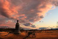 Sunset, Gettysburg