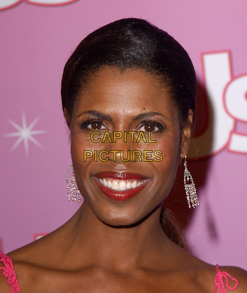 OMAROSA MANIGAULT-STALLWORTH.The Us Weekly Hot Young Hollywood Party held at The Spider Club in Hollywood, California.September 17, 2004.headshot, portrait, dangling earrings.www.capitalpictures.com.sales@capitalpictures.c.Copyright by Debbie VanStory