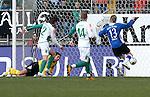 Fussball 1.BL 2007/2008: Arminia Bielefeld - Werder Bremen