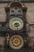 A main attraction in the Old Town Square is the elaborate Astronomical Clock