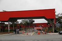 SÃO PAULO,SP, 28.04.2017 - GREVE-SP - Vista do pateo do Metro na Estação Corinthians-Itaquera na região leste de São Paulo nesta sexta-feira, 28. (Foto: Nelson Gariba/Brazil Photo Press)