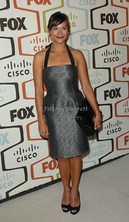 Rashida Jones at the FOX Fall Eco-Casino Party held at  Area in West Hollywood, Ca. September 24, 2007. Fitzroy Barrett