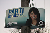 Partie Quebecois billborad