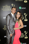 BEVERLY HILLS - JUN 22: Chad Duell, Kristen Alderson at The 41st Annual Daytime Emmy Awards Press Room at The Beverly Hilton Hotel on June 22, 2014 in Beverly Hills, California