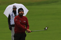 Victor Dubuisson (FRA) on the 10th fairway during Round 4 of the Amundi Open de France 2019 at Le Golf National, Versailles, France 20/10/2019.<br /> Picture Thos Caffrey / Golffile.ie<br /> <br /> All photo usage must carry mandatory copyright credit (© Golffile | Thos Caffrey)