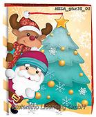 Dreams, CHRISTMAS SANTA, SNOWMAN, WEIHNACHTSMÄNNER, SCHNEEMÄNNER, PAPÁ NOEL, MUÑECOS DE NIEVE, paintings+++++,MEDAGBX30/01,#X#