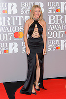 www.acepixs.com<br /> <br /> February 22 2017, London<br /> <br /> Ellie Goulding arriving at The BRIT Awards 2017 at The O2 Arena on February 22, 2017 in London, England.<br /> <br /> By Line: Famous/ACE Pictures<br /> <br /> <br /> ACE Pictures Inc<br /> Tel: 6467670430<br /> Email: info@acepixs.com<br /> www.acepixs.com