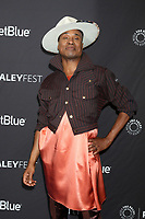 "LOS ANGELES - MAR 23:  Billy Porter at the PaleyFest - ""Pose"" Event at the Dolby Theater on March 23, 2019 in Los Angeles, CA"