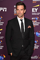 Gethin Jones at the BT Sport Industry Awards 2017 at Battersea Evolution, London, UK. <br /> 27 April  2017<br /> Picture: Steve Vas/Featureflash/SilverHub 0208 004 5359 sales@silverhubmedia.com