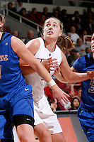 STANFORD, CA - DECEMBER 13:  Mikaela Ruef of the Stanford Cardinal during Stanford's 96-60 win over DePaul on December 13, 2009 at Maples Pavilion in Stanford, California.