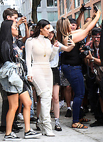 NEW YORK, NY-September 07: Kim Kardashian sighting  in New York. NY September 07, 2016. Credit:RW/MediaPunch