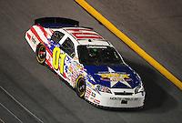 Jul. 4, 2008; Daytona Beach, FL, USA; Nascar Nationwide Series driver James Hylton during the Winn-Dixie 250 at Daytona International Speedway. Mandatory Credit: Mark J. Rebilas-